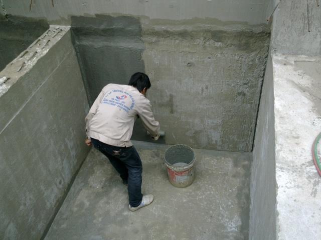 Chống thấm bể nước ngầm tại Hà Nội triệt để 093 797 9876