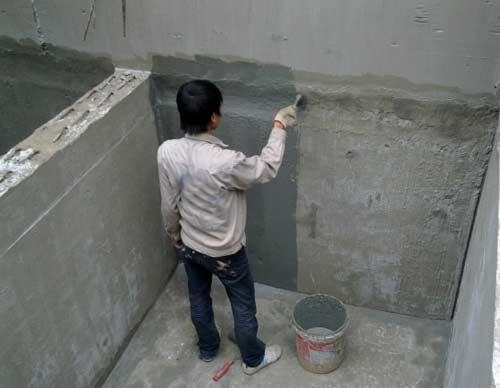 Xử lý chống thấm Khe tiếp giáp giữa hai nhà tại Hà Nội triệt để 093 797 9876