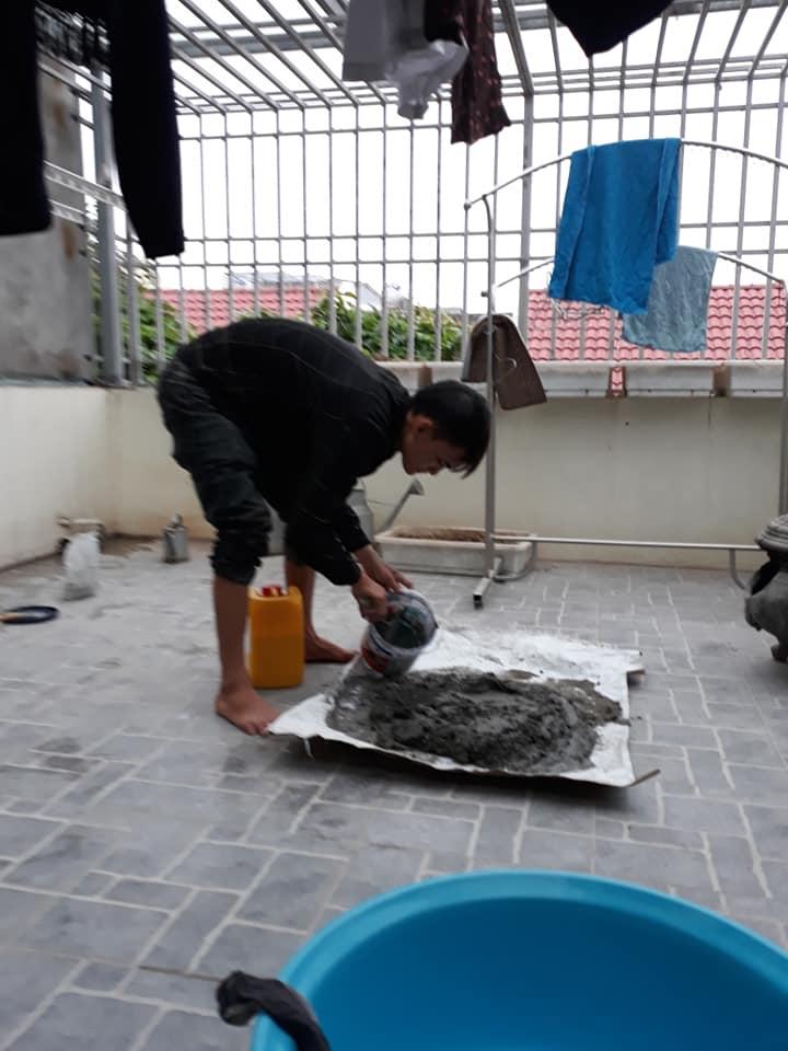 Chống thấm dột tại Linh Đàm triệt để ALO: 093 797 9876